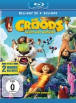 Die Croods - Alles auf Anfang - 3D (Blu-ray 3D + Blu-ray)