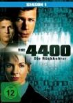 The 4400 - Die Rückkehrer, Season 1 (2 Discs, Multibox)